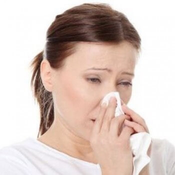 Вазомоторный ринит: симптомы