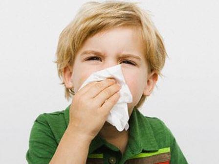 Детский аллергический ринит