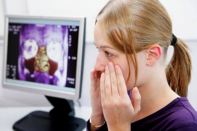 Народное лечение фронтита