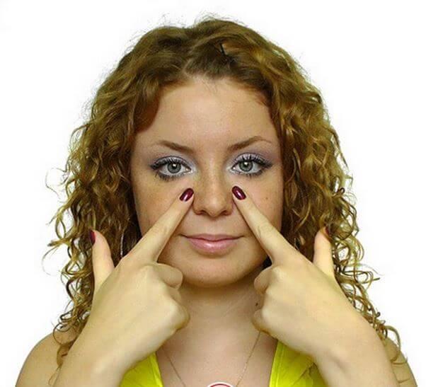 Причины заложеного носа