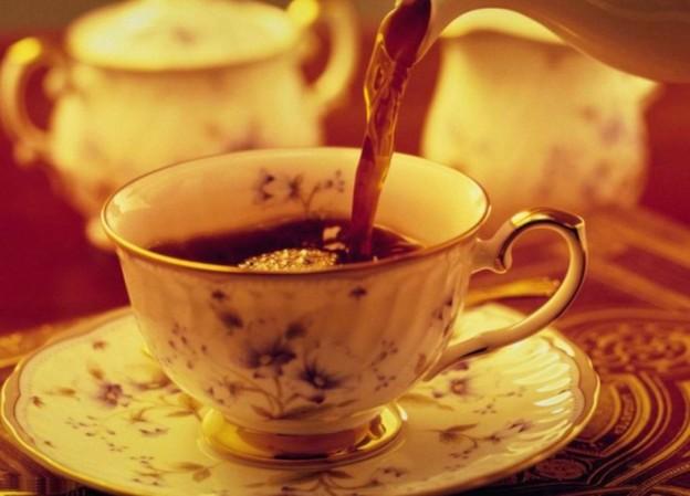 Чаепитие