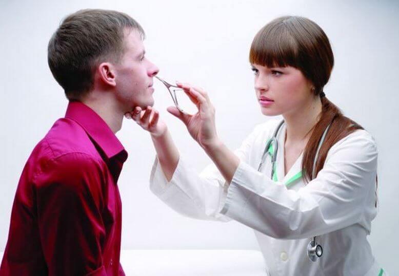 Лечение выделений из носа