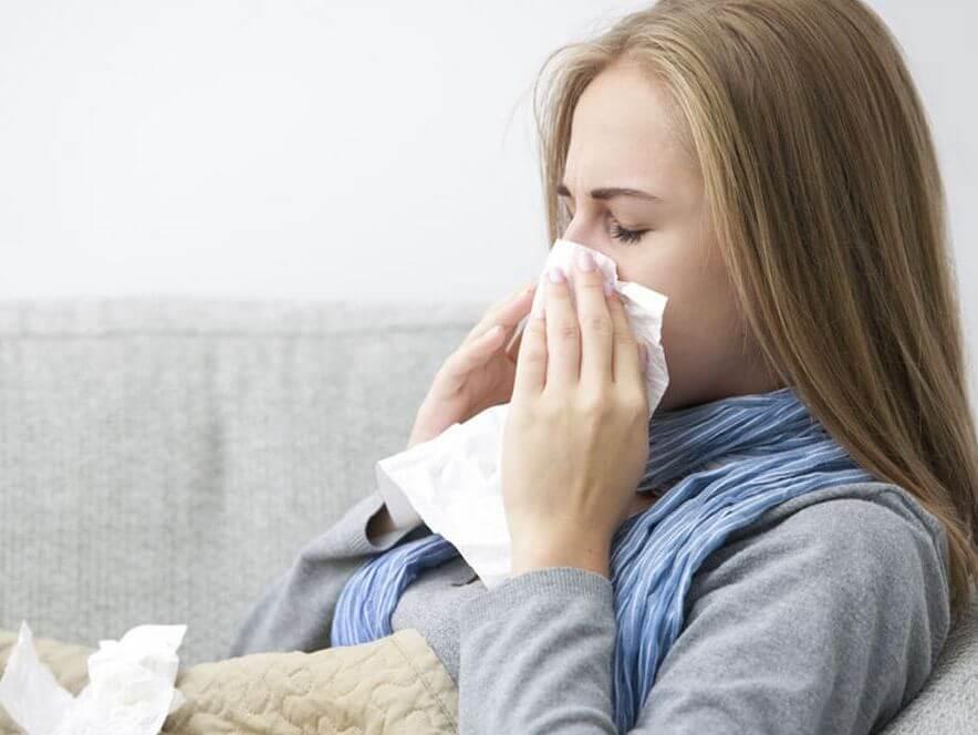 Герпес в носу от простуды