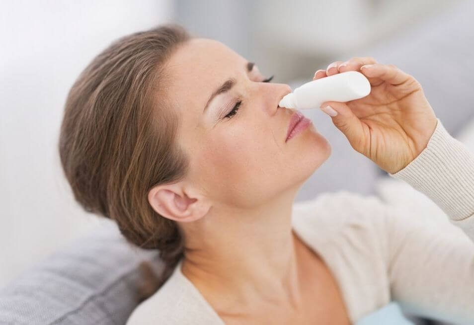 Бактерицидные растворы от синусита