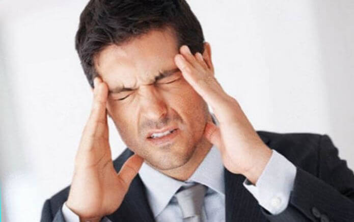 Сильная боль в голове при синусите