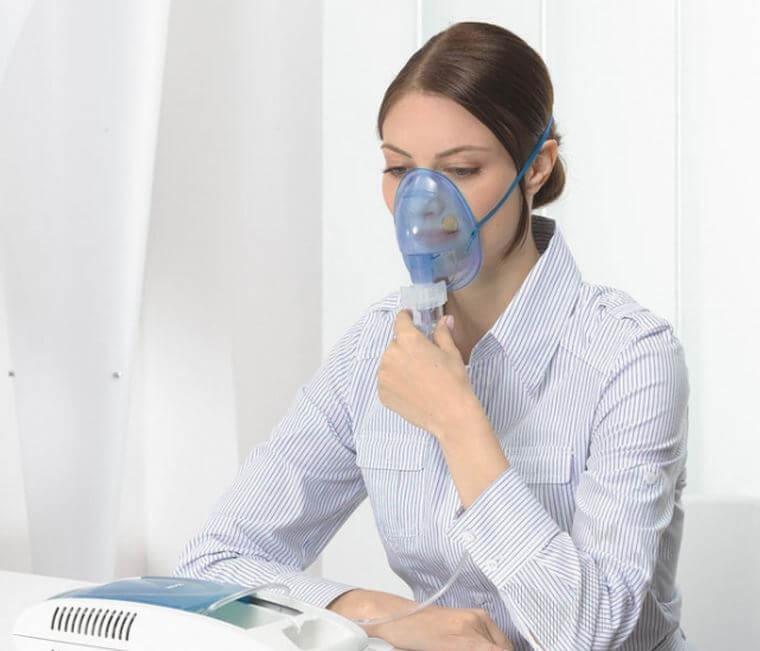 Ингаляции небулайзером при насморке