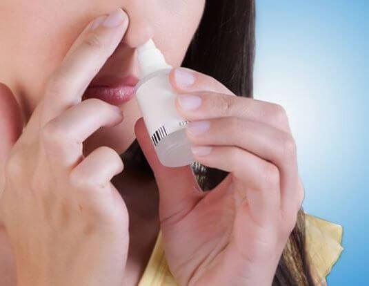 Сосудорасширяющие капли в нос