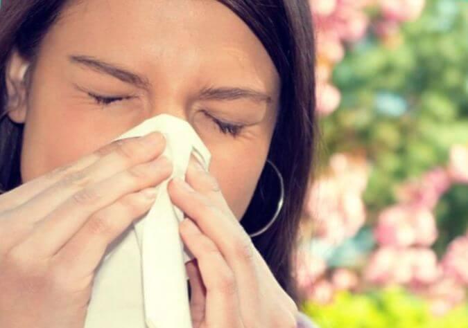 Аллергический насморк у беременных