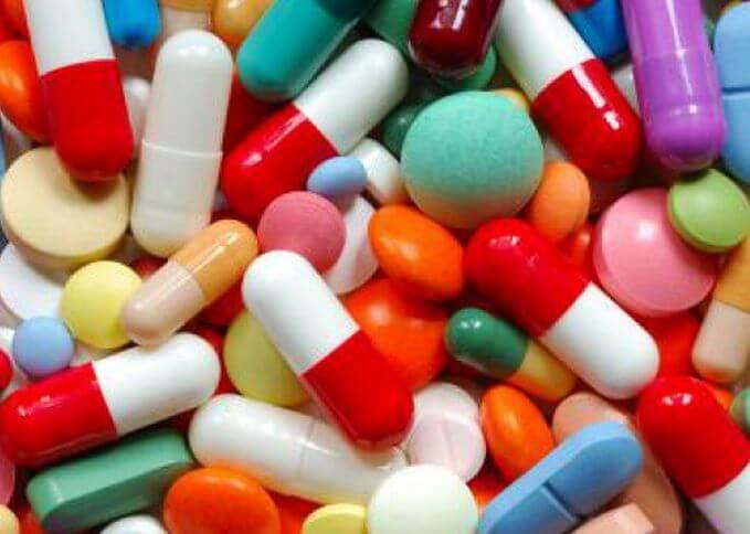 Таблетки от гайморита