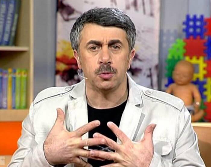 Доктор Комаровский о насморке