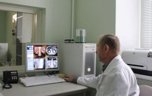 Компьютерная томография носа