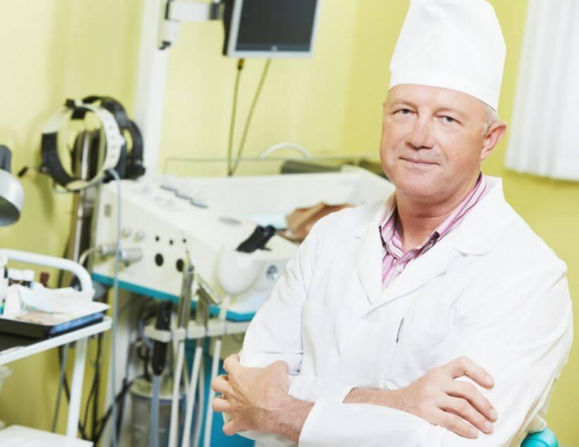 Хирург ЛОР