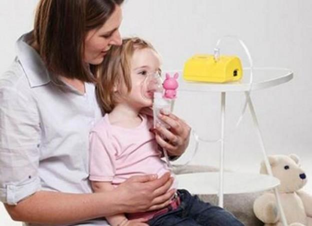 Небулайзер для детей