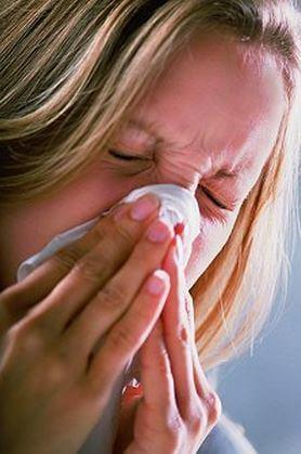 Острый ринит: симптомы