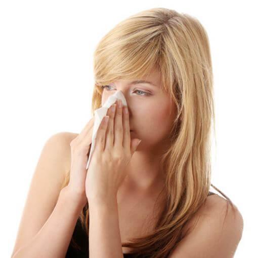 Заложенность носа: лечим насморк