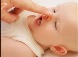 Забит нос у новорожденного