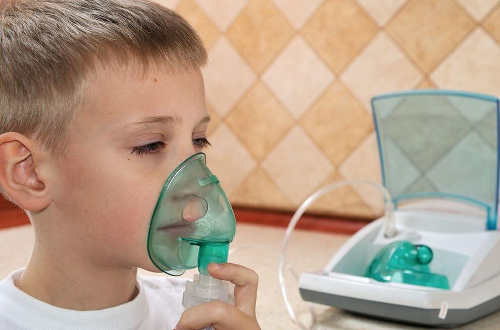 Ингалятор от насморка для детей