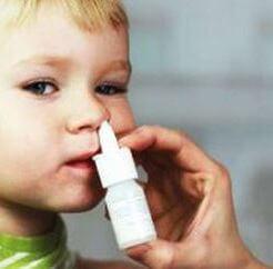 Препараты от насморка для детей