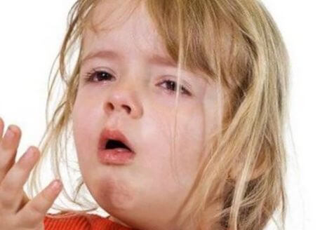 Кашель после насморка у ребенка