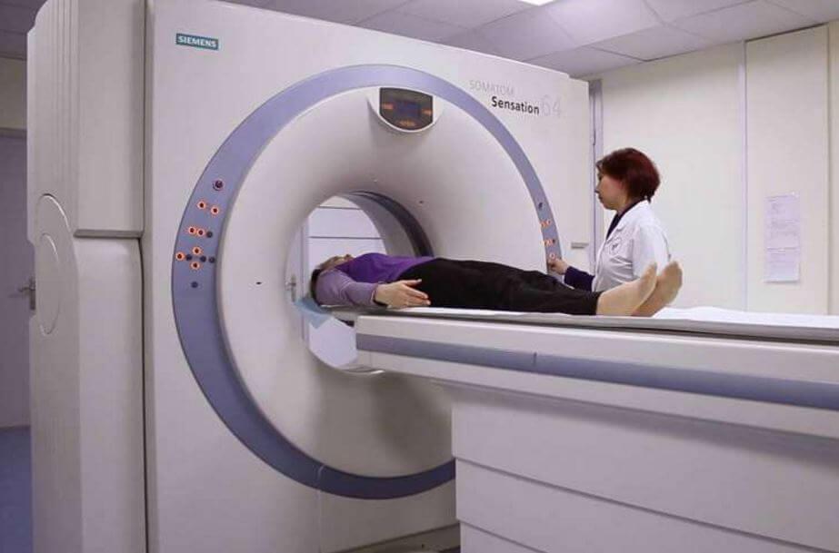 Мультиспиральный томограф